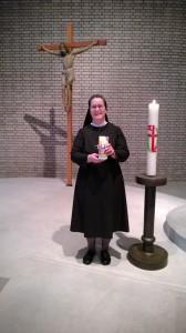 Schwester Klara Jolanda Bächler