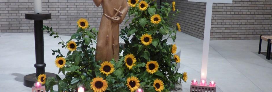 Fest des heiligen Franziskus