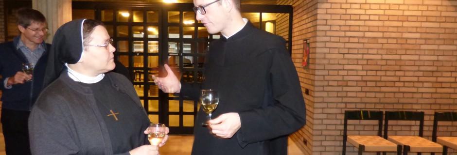 Nachprimiz von Pater Philipp Steiner