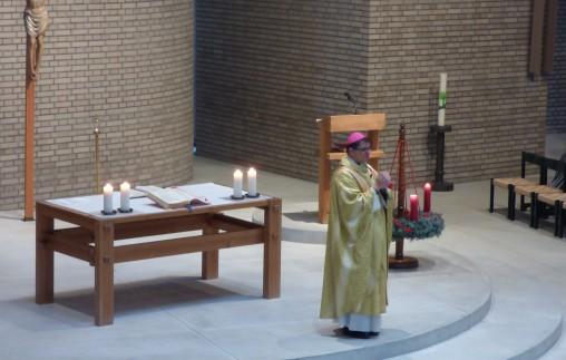 Bischof Felix Gmür