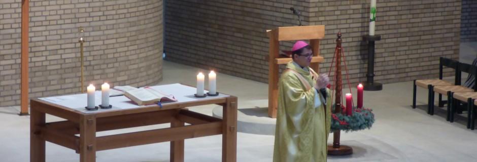 Festgottesdienst mit Bischof Felix Gmür