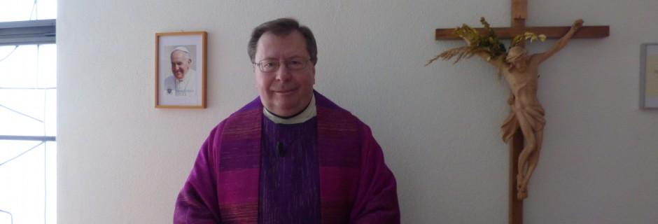 Neuer Rector Ecclesiae