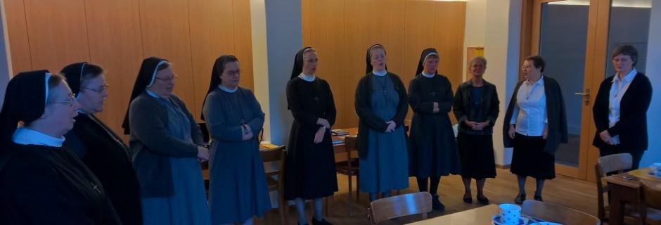 Treffen der Schwestern der Jahrgänge 1948-1974