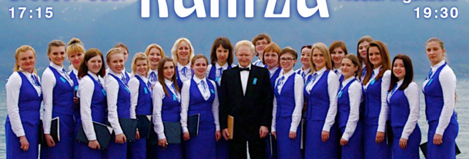 26.11.2016: Konzert Frauenchor Raniza aus Weissrussland