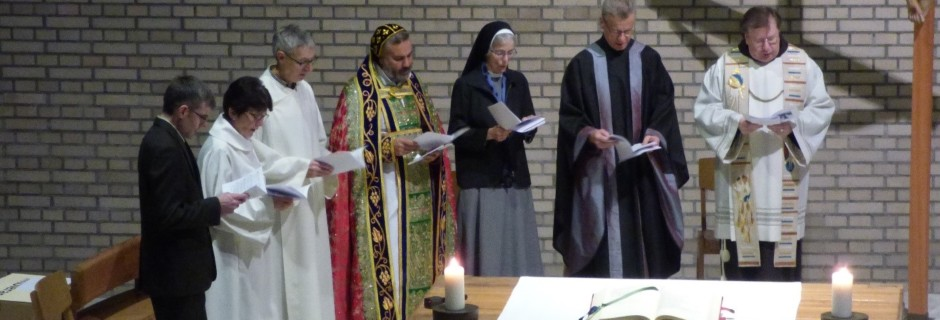 Gebetswoche für die Einheit der Christen 2017