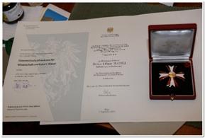 Auszeichnung für Sr. Liliane Juchli in Bern