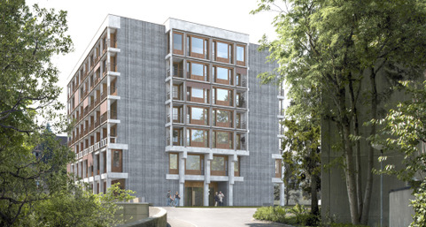 Neues Alterszentrum St. Josef